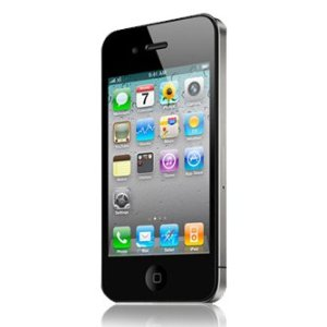 Apple iPhone 4 (AT&T) 16 GB Black