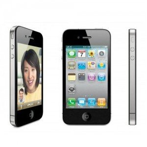 Apple iPhone 4 (AT&T) 32 GB Black