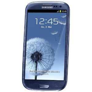 Samsung Galaxy S III / S3 Unlocked (Pebble Blue)