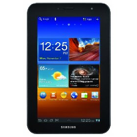 Samsung Galaxy Tab 7.0 Plus 16GB (Dual Core, Univ Remote, WiFi